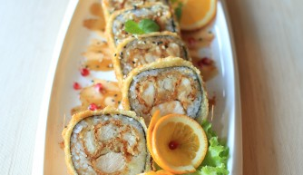 chicken tempura roll.JPG